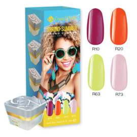 2017 Trend Colors Spring-Summer Royal gel kit