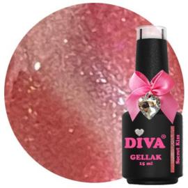 Diva Gellak Cat Eye Secret Kiss 15 ml