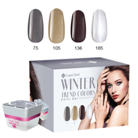 CN Trend Colors Winter 2016/2017 Color Gel Kit