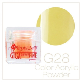 CN Giga Pigment Color Powder 028