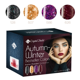 2016 Color powder Bestseller Colors Autumn-Winter kit