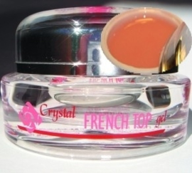 french top gel rosa 15 ml