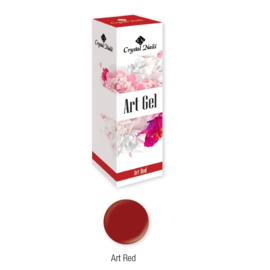 CN Art Gel Red 5ml