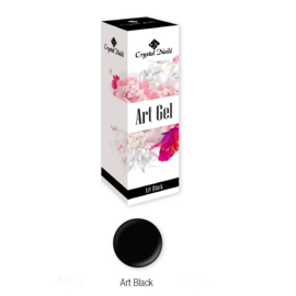 CN Art Gel black 5ml