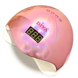 Diva Professionele Hologram Dual Wave Lamp Pink 48W