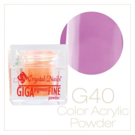 CN Giga Pigment Color Powder 040
