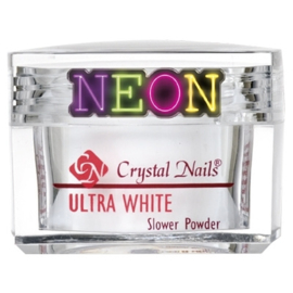 CN Slower Powder Neon White 25ml ( 17 gr )