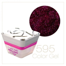CN Laser Brilliant Color Gel 595