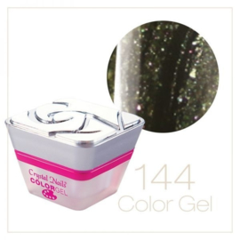 CN Snow Crystal Color Gel 144