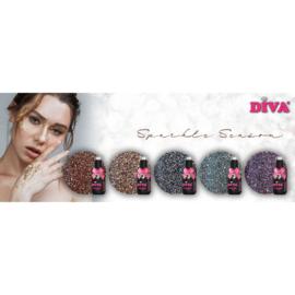 Diva Cat eye sparkle Season collection