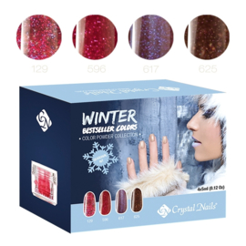 2015 Bestseller Winter color powder kit