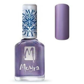 Moyra Stamping Nail Polish Metal Purple 12ml sp11