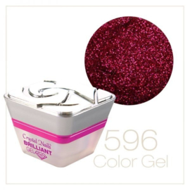 CN Laser Brilliant Color Gel 596