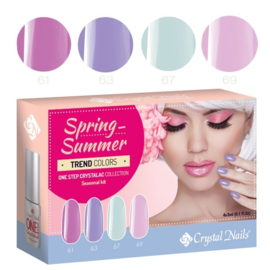 CN One Step Kit Trend Colors Spring-Summer 2016