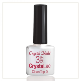 CN 3 Step CrystaLac Top Gel 8ml
