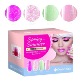 2016 Trend Spring-Summer color powder kit