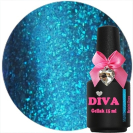 Diva Gel Lak Cat Eye Bright Eyes 15 ml