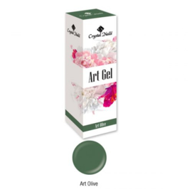 CN Art gel olive 5 ml