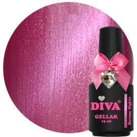 Diva Gellak Cat Eye Havana Nights 15 ml