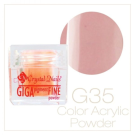 CN Giga Pigment Color Powder 035