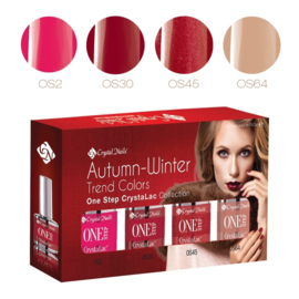 2016 Trend Colors Autumn-Winter One Step kit