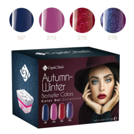 2016 Color gel Bestseller Colors Autumn-Winter kit