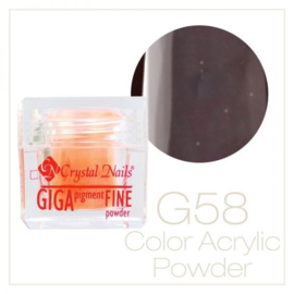 CN Giga Pigment Color Powder 058