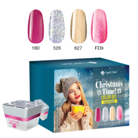 CN I'ts Christmas Time Color Gel Kit