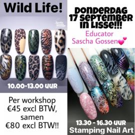 Stamping Art door Sascha Gossen
