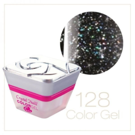 CN Snow Crystal Color Gel 128