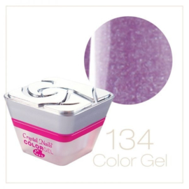 CN Snow Crystal Color Gel 134