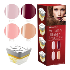 2016 Trend Colors Autumn-Winter Royal gel kit7
