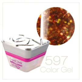 CN Laser Brilliant Color Gel 597