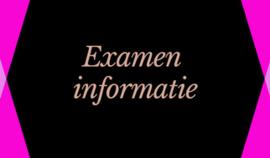 Examens en Proefexamens