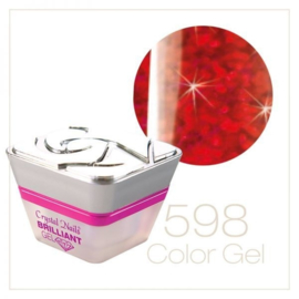 CN Laser Brilliant Color Gel 598