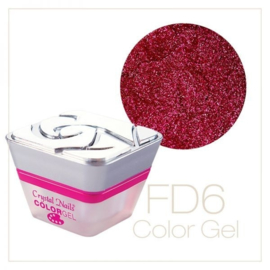 CN Full Diamond Color Gel FD6