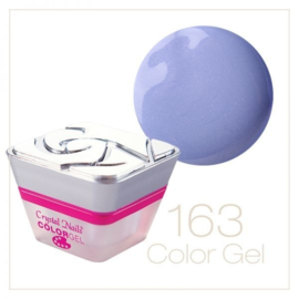 CN Snow Crystal Color Gel 163