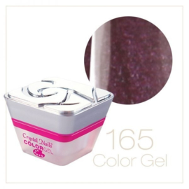 CN Snow Crystal Color Gel 165