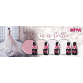 Diva Gel in a Bottle BIAB Collection