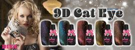 Diva Gellak Cat eye 9D