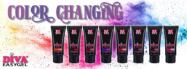Diva Easygel Color Changing Collection
