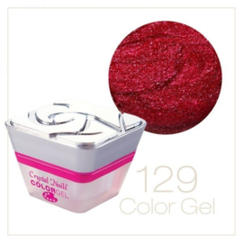CN Snow Crystal Color Gel 129