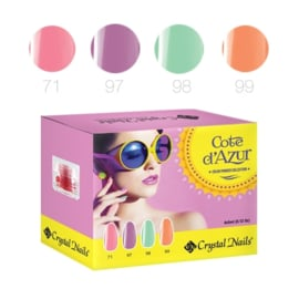 2016 Cote d'Azur color powder kit
