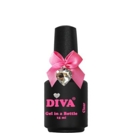 Diva Gel in a Bottle Clear15 ml