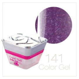 CN Snow Crystal Color Gel 141