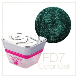 CN Full Diamond Color Gel FD7
