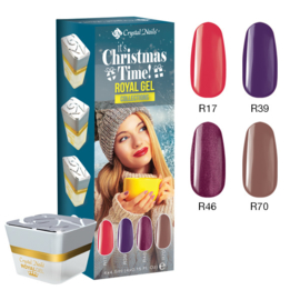 CN I'ts Christmas Time Royal Gel Kit