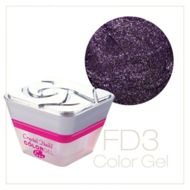 CN Full Diamond Color Gel FD3