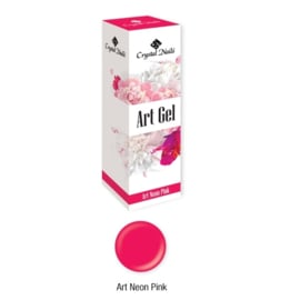 CN art gel neon pink 5ml