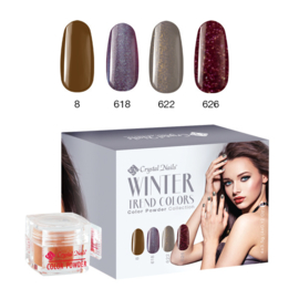 CN Trend Colors Winter 2016/2017 Color Powder Kit